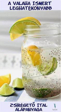 Chia semena in limonska voda Healthy Juices, Healthy Nutrition, Healthy Drinks, Healthy Tips, Healthy Recipes, Health Dinner, Detox Drinks, Natural Medicine, Smoothie Recipes