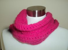 Lace Sequin Cowl