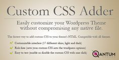 Discount Deals Wordpress CSS Adder Pluginin each seller & make purchase online for cheap. Choose the best price and best promotion as you thing Secure Checkout you can trust Buy best