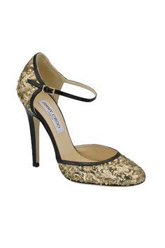 Zapatos de lentejuelas
