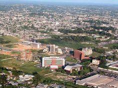 Libreville, Gabon the capital city