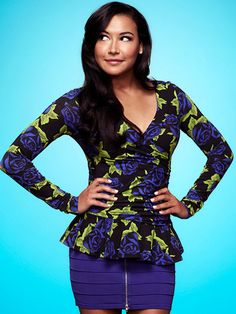 Glee-Santana