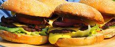 Hot Chilli Smaki: Burger Classic