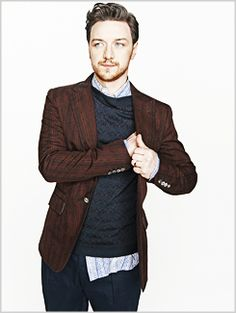 Niklas best portrayed by James McAvoy