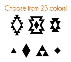 Hey, I found this really awesome Etsy listing at https://www.etsy.com/listing/192678132/aztec-theme-nail-decals-vinyl-custom