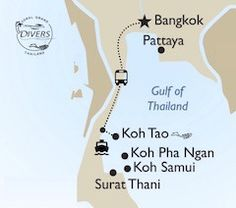 Need help figuring out how to get from Bangkok to Koh Tao? We compared the 5 best ways for you! http://www.coralgranddiverskohtao.com/how-to-get-from-bangkok-to-koh-tao/