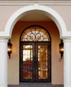 Ivy 76 Wrought Iron Doors Windows Gates Amp Railings