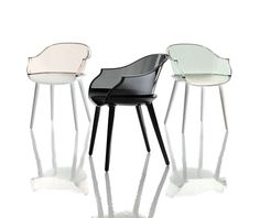 'Cyborg' chairs by Marcel Wanders for Magis