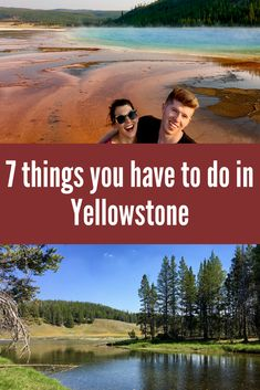 Thinking of visiting Yellowstone National Park with kids? Be sure to add these 7 things to your Yellowstone National Park vacation for an unforgettable trip!