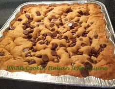 A blog about Italian family food recipes