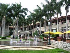 Los 10 centros comerciales mejores de Miami: Village of Merrick Park