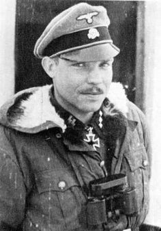 ✠ Hermann Dahlke (11 February 1917 – 5 July 1943) killed in action on the Russian Front near Belgorod.