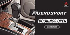 The Automatic Pajero Sport is available for purchase at Shakti Motors  Contact:  Shakti Motors Automotive Pvt. Ltd.  Unit No. 4, Banking Complex – II, Plot No. 9 & 10, Sector 19A, Opp. Dana Bazaar Gate No. 3, Vashi, Navi Mumbai – 400 707.  Phone: +91 – 22 – 4141 9200  Email: Info@shaktimotors.co.in  You can also book a Test Drive #pajerosport #mitsubishimotors