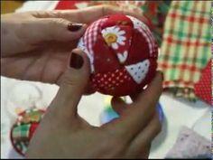Aula 1: Bolas de Natal- ISOPOR