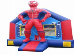 Cheap and high-quality Spiderman Bounce House for sale. On this product details page, you can find comprehensive and discount Spiderman Bounce House for sale. Adult Bounce Houses, Commercial Bounce House, Bouncy Castle For Sale, Birthday Party Games, 5th Birthday, Birthday Ideas, Inflatable Bouncers, Dome Tent, Best Commercials
