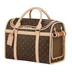 only way my willow is carried around; louis vuitton luxury.
