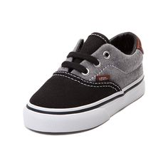 3e46044e55 Shop for Toddler Vans Era 59 Skate Shoe in Black at Journeys Kidz.