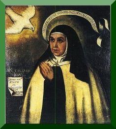 Saint Teresa Of Avila | SAINT QUOTE OF THE DAY: Saint Teresa of Avila