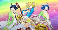 show by rock - Trichronika
