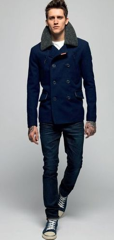 Nice fitting coat, why can't I find you? ):
