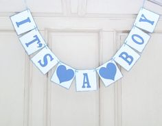 It's a Boy BannerBaby Boy BannerBaby Shower BannerPhoto