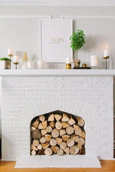 How to Decorate Your Mantel For Every Occasion