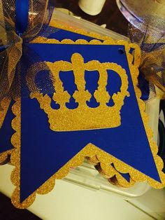 Hey, I found this really awesome Etsy listing at https://www.etsy.com/listing/219736992/royal-prince-baby-shower-banner