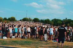 Rockin'1000 - Fotografie di Chiara Arrigoni dei cantanti del Rockin' 1000 a Cesena, luglio 2015. #rockin1000 #cesena #singers #rock #livemusic #foofighters