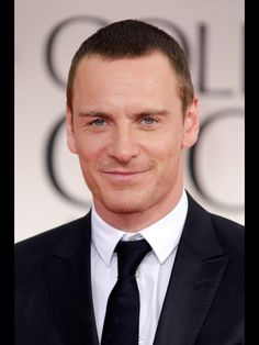 German-Irish.... Who could ask for more...well maybe some Scottish would blend in well!    Michael Fassbender yum!