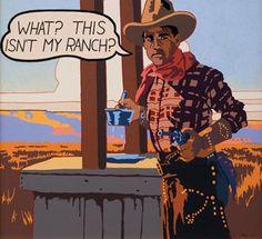 bill schenck artist | Isn't My Ranch? - William Schenck - 2011 Logan Hagege and Bill Schenck ...