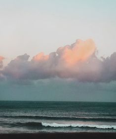 #ocean #beach #waves #clouds #lightroom #iphone Beach Waves, Ocean Beach, Lightroom, Clouds, Celestial, Sunset, Iphone, Instagram Posts, Outdoor