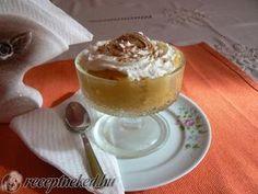 Almás krém Chia Puding, Panna Cotta, Pudding, Ethnic Recipes, Recipes, Rolodex, Dios, Dulce De Leche, Custard Pudding