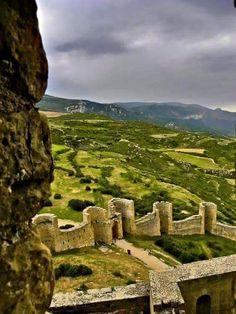 Castillo de Loarre,Huesca