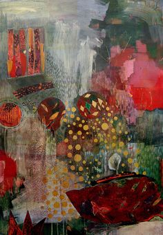 mixed feelings ~ mixed media ~ by fumiko toda