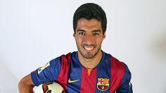 cool luis suarez  Top Player Barcelona FC