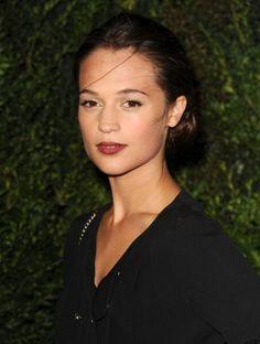 Beste Lipstick: Alicia Vikander - Most Wanted