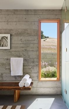 crook,cup,bow,twist by Schwartz and architecture Long House, My House, Beautiful Space, Beautiful Homes, Exterior Design, Interior And Exterior, Bath Window, Humble Abode, My Dream Home