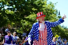 4th of July Parade,