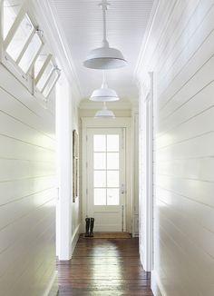 Great hallway Idea! #Hallway
