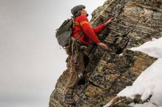 Classic climbing #retrogear #climbing #mountaineering