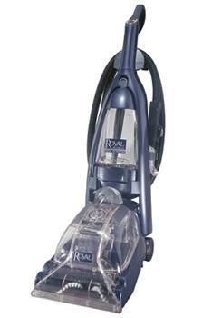 Designed with a unique agitation system, the RY7910 features two revolving brushes that rotate in opposite directions to clean every side of the carpet fiber. Unlike other carpet shampooers, the unit also features twice the suction power – allowing two inlets to remove dirty water from the carpet more quickly and effectively. For additional cleaning needs, the Royal Procision Carpet Extractor quickly and easily converts for use on stairs and furniture with its 8 foot hose and upholstery…