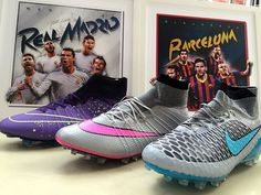 Nike Mercurial Superfly FG Men Outdoor Soccer Cleats