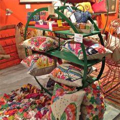 colorful pillows #lvmkt Colorful Pillows, Colorful Decor, Las Vegas World, Market Trends, World Market, Bunk Beds, Color Pop, Rugs, Amazing