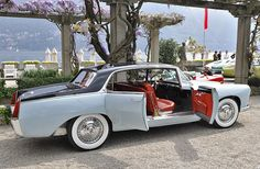 "Lancia Aurelia ""Florida"""