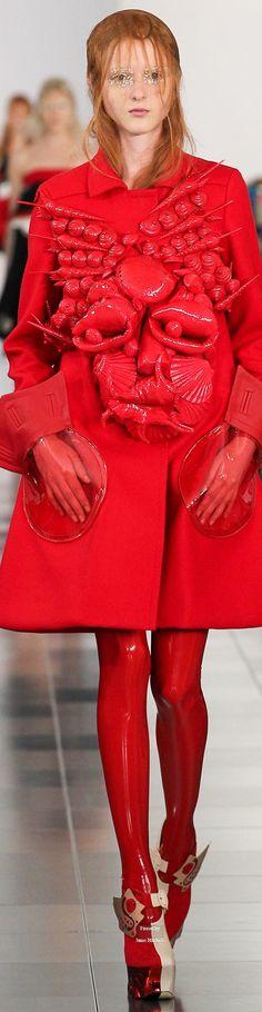 John Galliano For Maison Martin Margiela Spring/Summer 2014 Haute Couture Collection