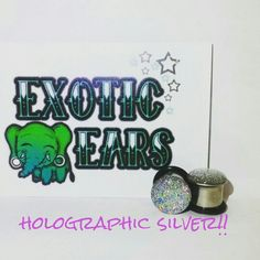 ExoticEars glitter plugs #glitter #glitterplugs #glittergauges #glitterearrings #plugs #gauges #stretchedears #gaugedears #prettyplugs #rocker #emo #goth #cuteplugs #plugsforgirls #plugsforguys  #exoticears #bodymod #piercing #stretchedlobes #exoticears #galaxy #galaxyjewelry #galaxyearrings #galaxyplugs #galaxygauges