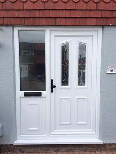 Front Doors, Garage Doors, Backyard Door, New Homes, Windows, Outdoor Decor, House, Image, Home Decor