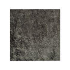 Safavieh Paris Modern Shag Rug, Grey, Durable