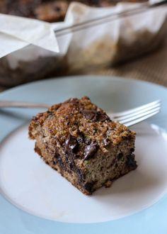 Chocolate Chunk Zucchini Bread Recipe