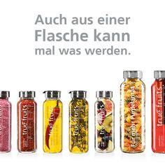 Auch aus einer Flasche kann mal was werden.     #schulstart #truefruitsupcycling #flaschenaufsätze